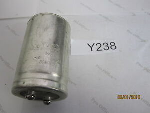 Sprague-Powerlytic-36D-Capacitor-28000-10-DC-7017-L-MADE-IN-THE-USA