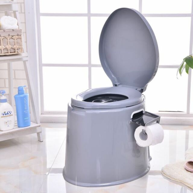445db904c41 Hygenic 5L Portable Camp Toilet Travel Camping Hiking Picnic Festival Potty  Loo