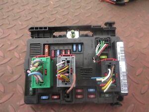 Details about CITROEN XSARA PICASO BSM UNDER BONNET FUSE BOX MODULE on