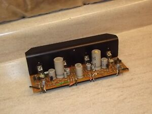 Pioneer-QX-4000-Vintage-Receiver-Original-Main-Amplifier-Board-AWH-019-Part