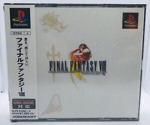 PlayStation-1-PS1-Final-Fantasy-VIII-8-PS1-Sony-Japanese-Ver
