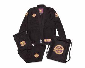 Jiu-Jitsu Shoyoroll Batch 81 Murdrd Competitor Black Gi