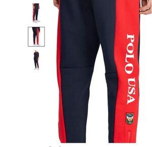 About Track Sweat Hi Ralph Pants Tech Ski Vintage 92 Xxl Polo Usa Stadium Lauren Details htQCxsdr