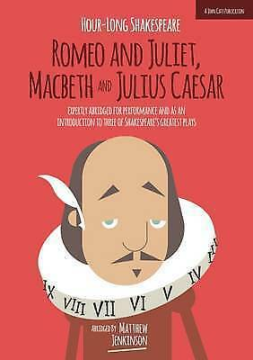 Hour-Long Shakespeare: Volume II by John Catt Educational Ltd (Paperback, 2015)