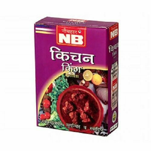NB Kitchen King Masala 100gm Indian Mixture of spices Flavourful & aromatic Dish