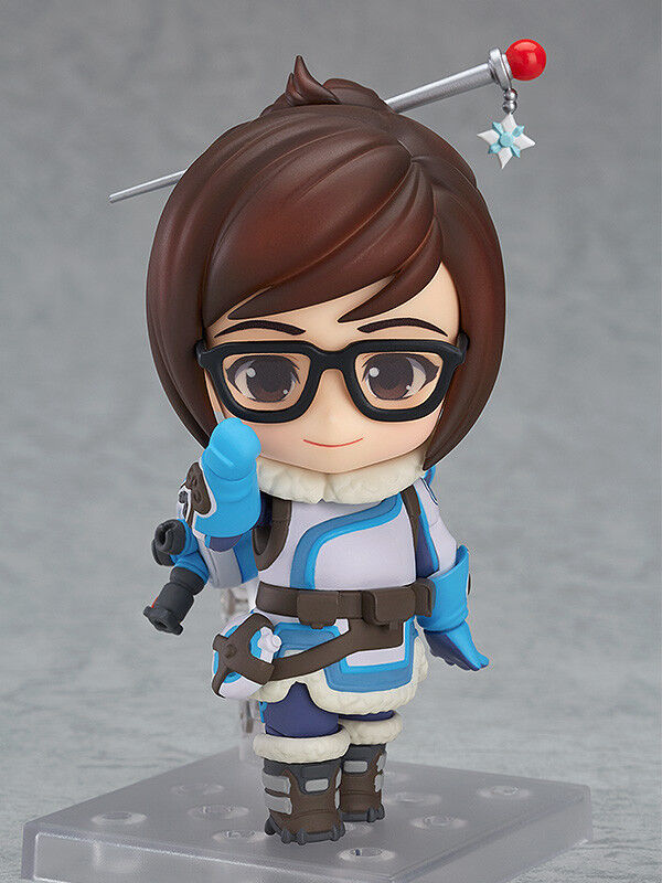 Nendoroid #757 Mei Classic Skin Edition Action Figure AUTHENTIC!!! Overwatch
