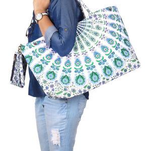 Shopper-Bag-Satchel-Shoulder-Tote-Handbag-Purse-New-Women-Cotton-Bags-Shopping