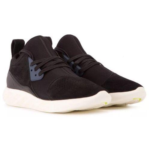 a5a955d40732 Nike Lunarcharge Premium Men s Shoes - Black Thunder Blue Sail for sale  online