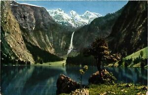 CPA-AK-Obersee-Berchtesgaden-GERMANY-879005