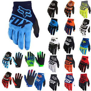 Men-MTB-Cycling-Bicycle-Bike-Motorcycle-Motocross-Offroad-Full-Finger-Gloves