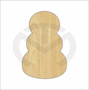 Image Is Loading Unfinished Wood Stacked Shape For Pumpkins Amp Snowman