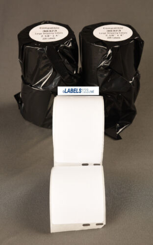 30323 Mailing Thermal Labels Compatible w// Dymo® LabelWriter® 4XL Multipurpose