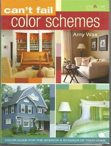 Details About Can T Fail Color Schemes Color Guide For The Interior Exterior Of Your Home
