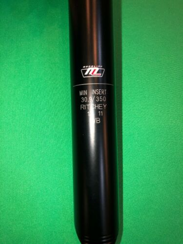 New Ritchey Trail WCS Monolink 30.9 WCS Seatpost 300mm Two-Bolt Link System