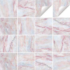 Trasferimenti-Adesivi-Piastrelle-Marmo-Cucina-Bagno-Varie-Taglie-e-dimensioni-personalizzate-M6