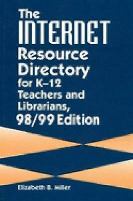 Internet Resource Directory for K-12 Teachers and Librarians