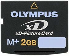 2GB XD M+ MEMORY CARD (new) for OLYMPUS & FUJI  CAMERA'S