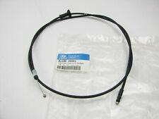 Genuine Hyundai 81180-3K000-QD Hood Latch Release Handle Assembly