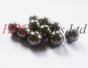 Loose Ball Bearings Pack Grade 100 1mm 2mm 3mm 4mm 5mm 6mm  8mm 10mm qt 5-1000