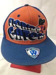 96dbcfcd54f Vtg Florida Gators Snapback hat cap rare 90s NCAA College tebow Very ...