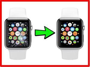 Details about Apple Watch Series 2 / Nike Cracked Broken LCD Screen Repair  Service 38mm/42mm