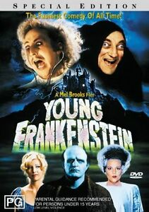 Young-Frankenstein-Special-Edition-DVD-with-Gene-Wilder-As-New-Condition