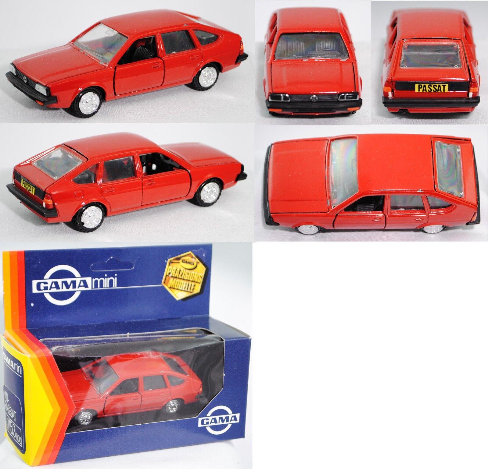 Conrad 1153 VW Passat Passat Passat Berline (b2, type 32b) Conrad GAMA MINI, 1 43, NEUF dans sa boîte 7de9cc