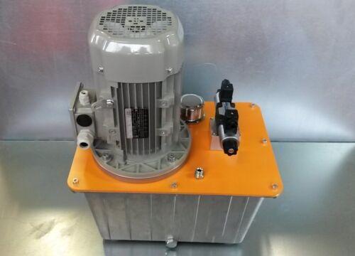 4,5ltr//min Holzspalter Hydrauliktank Hydraulikaggregat 2,2KW mit 30ltr Tank