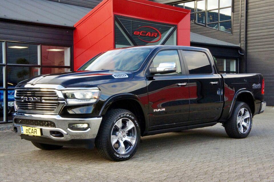 Dodge RAM 1500 5,7 eTorque Laramie Offroad aut. Benzin aut.