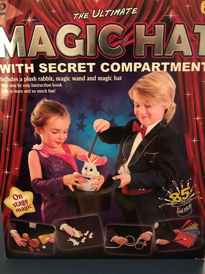 Tryllekunst, Magic Hat tryllesæt 85 tricks, Magic Hat