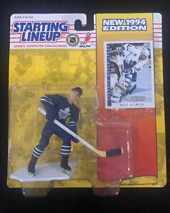 1994 DOUG GILMOUR STARTING LINEUP NHL TORONTO MAPLE LEAFS SLU NEW SEALED