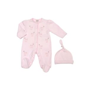 MINOTI Baby Girls All-in-one Sleepsuit Babygrow 100/% Soft Cotton 0-12 Months
