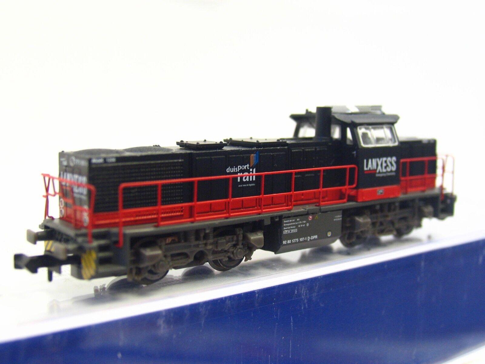Piko N N N 40411 Diesellok G1206 Lanxess OVP (V6083) f4dede