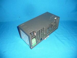 Siemens sitop Power 20 6ep1 436-2ba00 6ep1436-2ba00 400v 20a 24v dc impecable