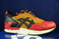Asics Gel Lyte V Red Black Tan Goretex Pack Hl6e2 2590 Sz 11