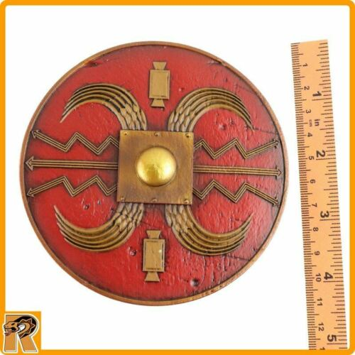Round Shield #2-1//6 Scale HY Toys Action Figures Rome Imperial Centurion