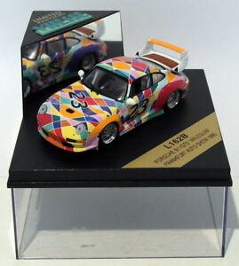 Vitesse-Models-1-43-Scale-L162B-Porsche-911-GT2-23-Frankfurt-Auto-Show-1995