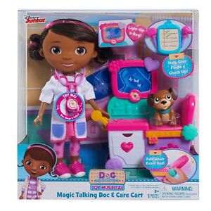 Image Is Loading Doc Mcstuffins Magic Talking Amp Singing
