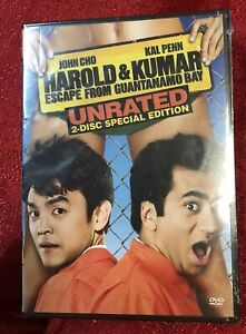 Harold and Kumar Escape from Guantanamo Bay Unrated ...