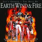 Let's Groove [Sony Bonus Tracks] by Earth, Wind & Fire (CD, Apr-1997, Columbia (USA))