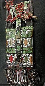 Geldbörse Hülle Leder Touareg Tuareg + Purse Wallet Anafed