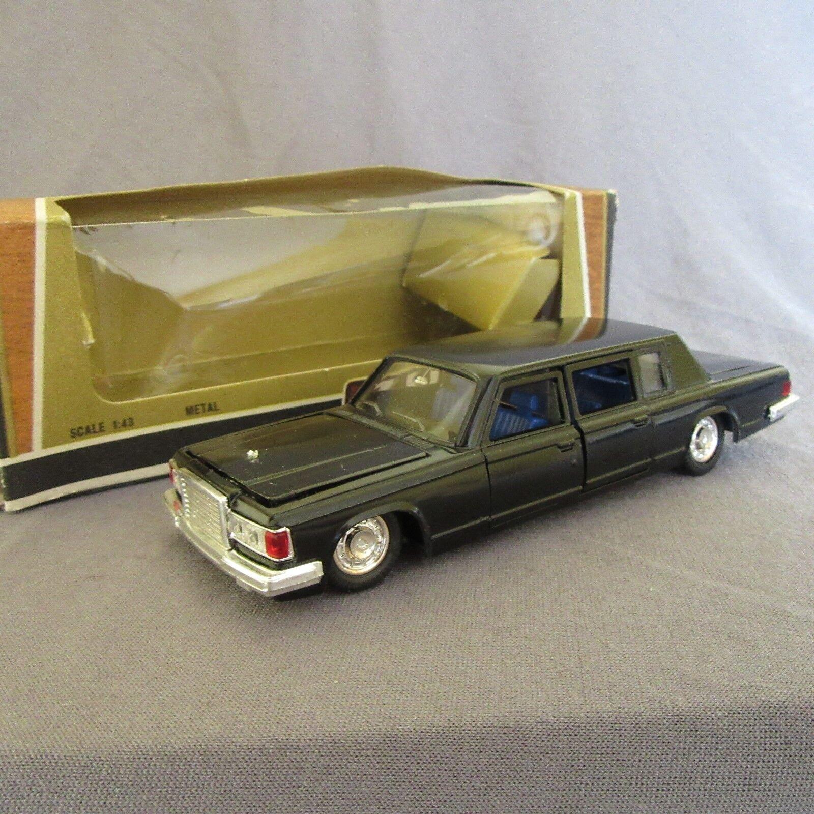 933E Agat Tantal URSS Zil 115 Limousine 1 43 Soviet CCCP