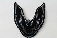 85-92 Firebird/Trans Am Rear Filler Panel Bird Emblem Silver New Reproduction