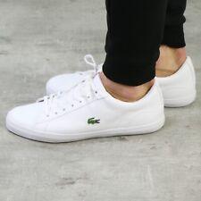 LACOSTE Breeze Herrenschuhe Sneaker Echtleder Gr 44 US 10