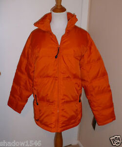 Nylon Orange Størrelse Pacific Down Nwt Rose Parka M Jakke TtxqwTfEI0