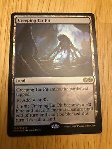 Creeping Tar Pit x1 Magic the Gathering 1x Ultimate Masters mtg card