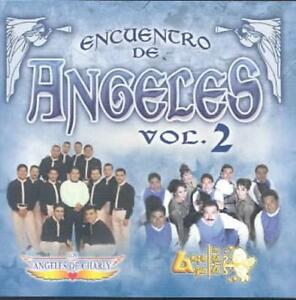 Los Angeles Azules Encuentro De Angeles Vol 2 New Cd 808835095327 Ebay