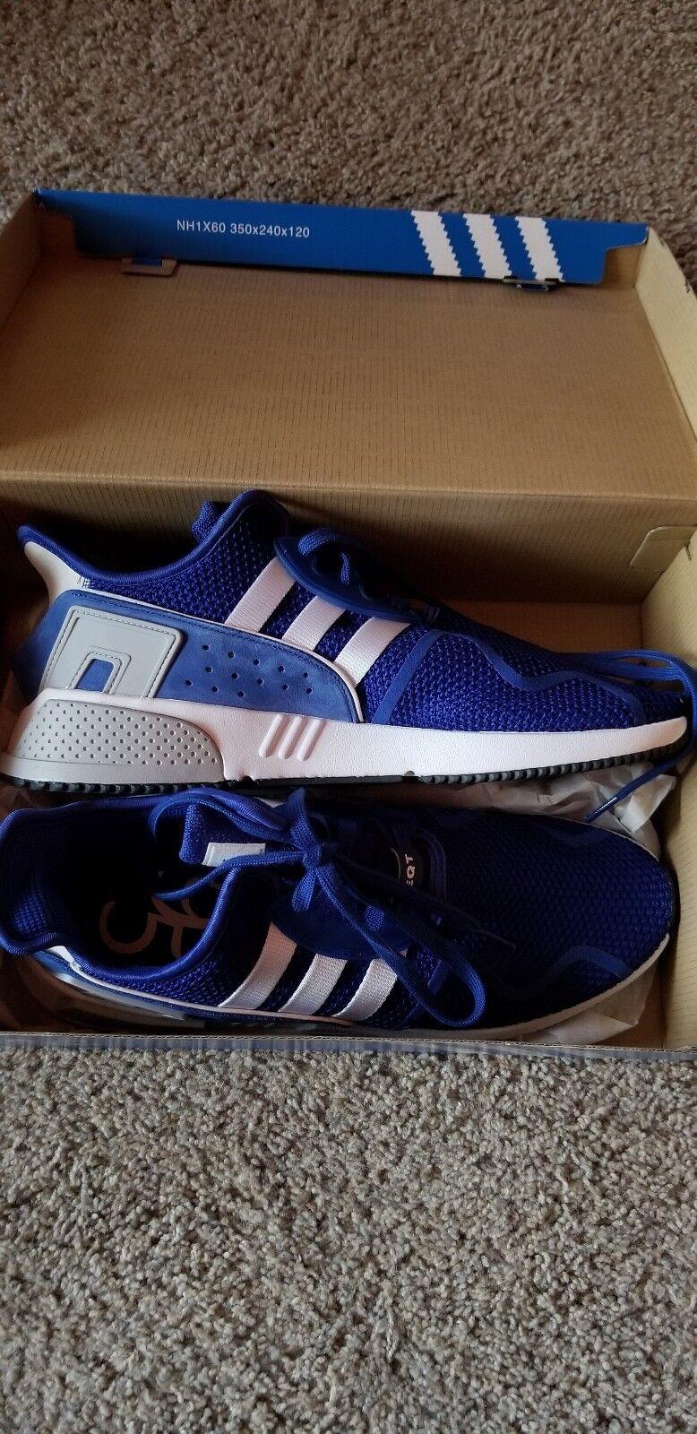 Brand new adidas eqt avanzata / 91-17 blu reale Uomo 11,5