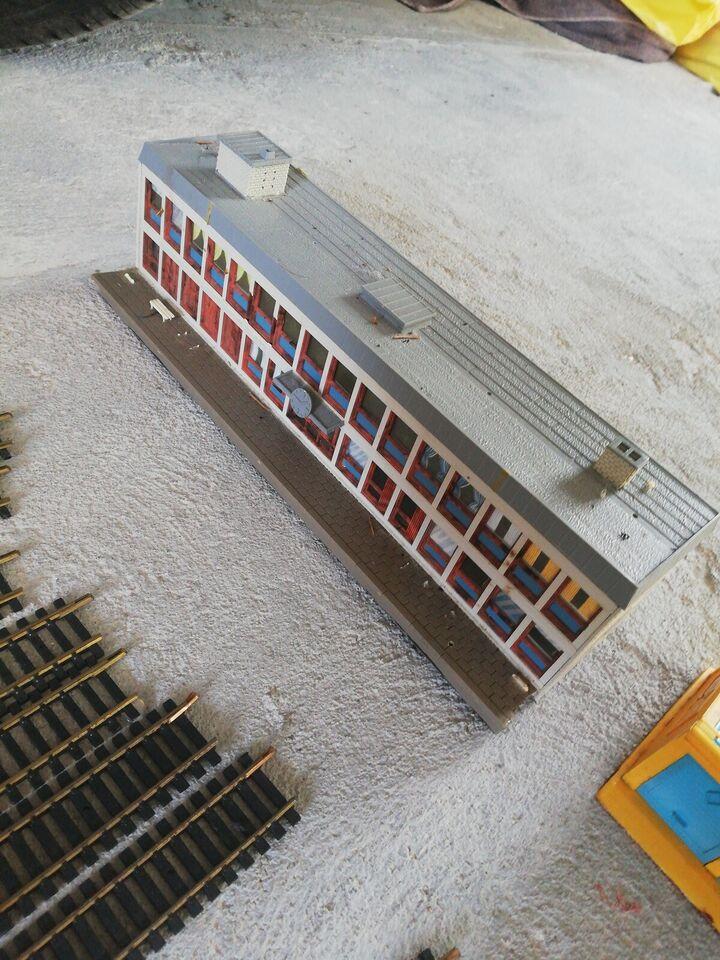 Modelbane, Märklin Diverse forskellige, skala 33/6