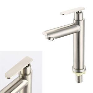 Kaltwasser Armatur Wasserhahn Waschbecken Küchenarmatur Bad Wasserhahn Armatur